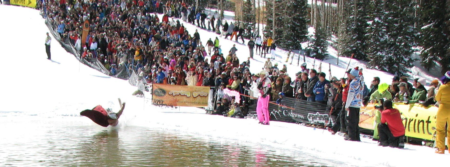 Spring Gruv competitions, The Canyons, UT