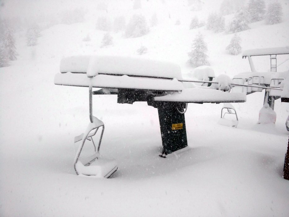 Bardonecchia Ski, 24.11.2016 - ©Facebook Bardonecchia Ski