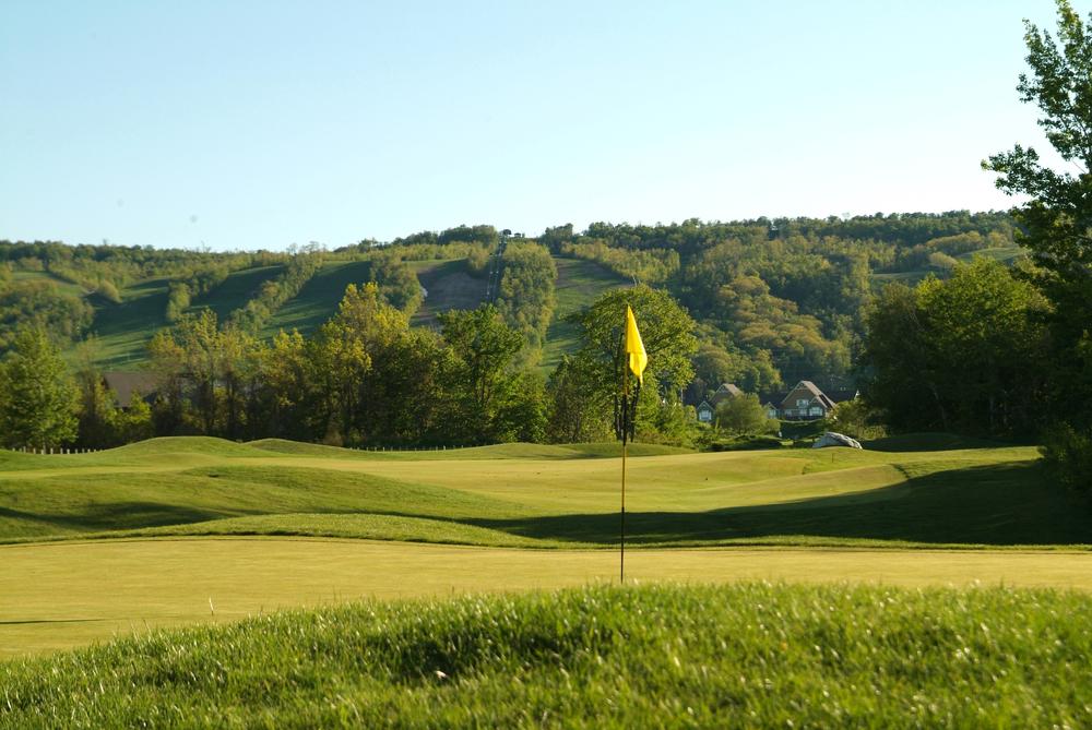 Blue Mtn ONT golf course