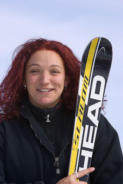 Tanja poutiainen gewinnt zweiten slalom von aspen skiinfo