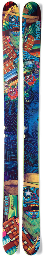 Nordica Patron 2013