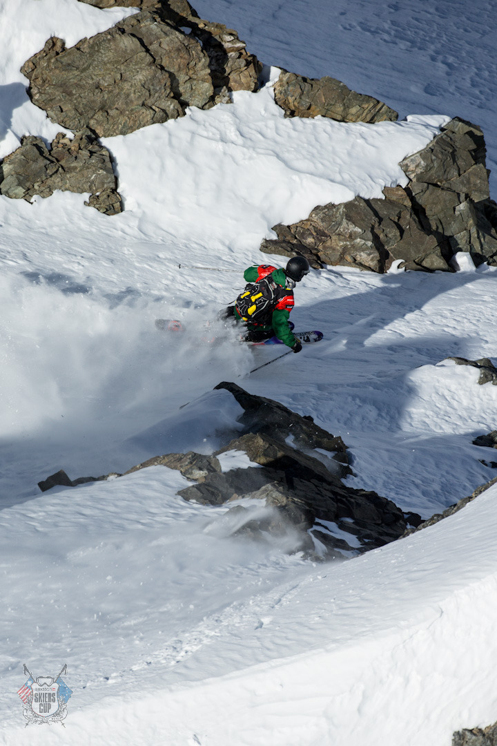 Dane Tudor - ©Swatch Skiers Cup
