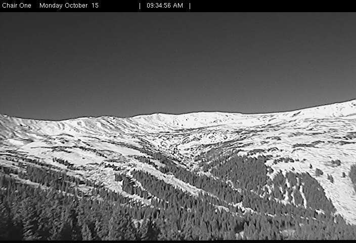 Snow at Loveland. - ©Loveland WebCam