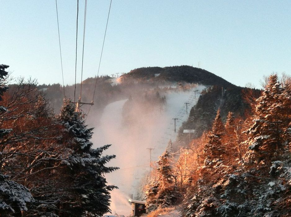 Killington, open Saturday Oct. 13.