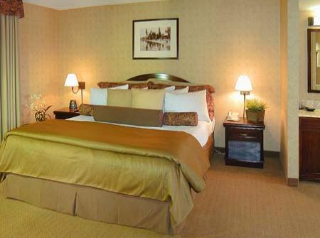 The package includes two room suites just steps away from the CA/NV stateline.