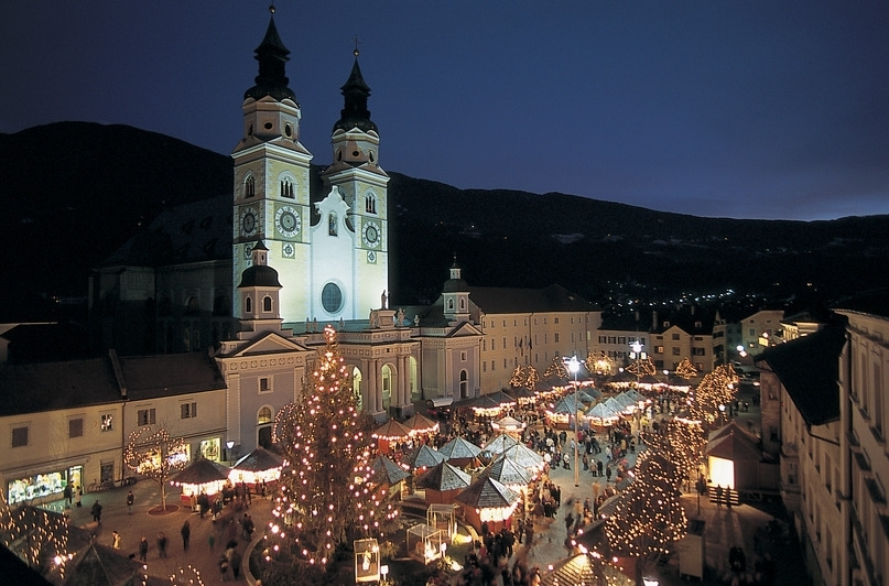Domplatz in Brixen