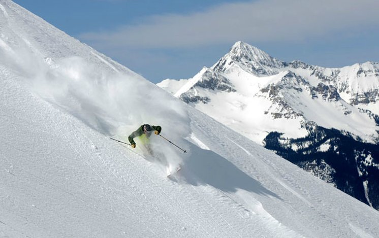 Powder at Telluride Ski Resort - ©Hotel Madeline Telluride