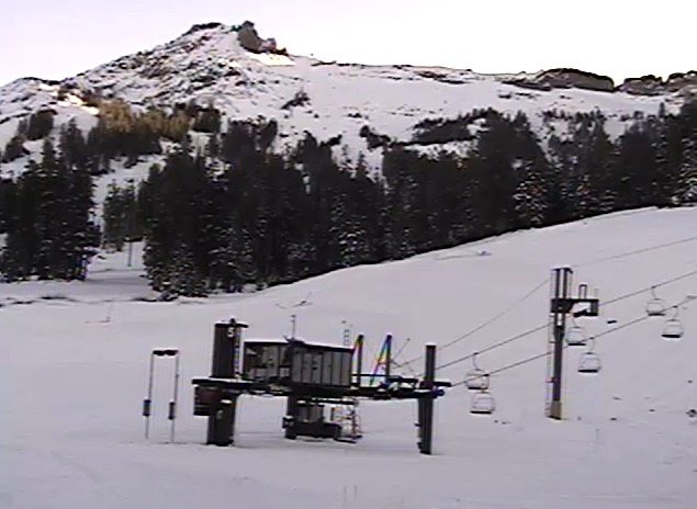 Kirkwood, home to Tahoe's most snow, will open early on Friday Nov. 16.