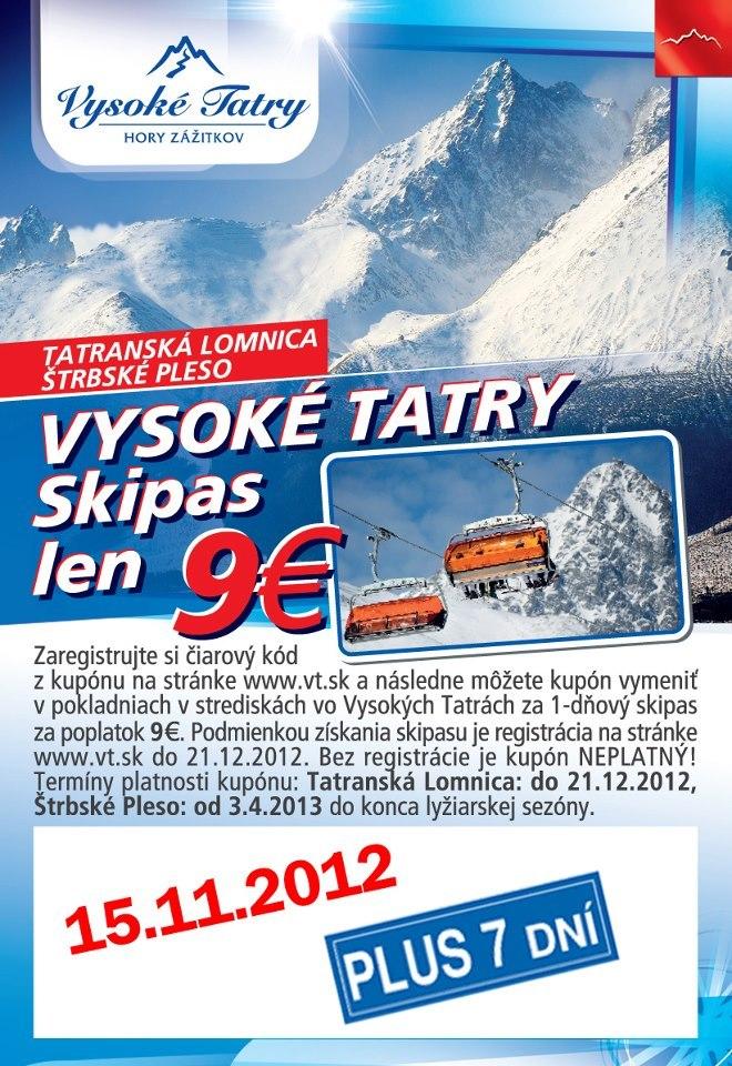 Tatranská Lomnica - ©Plus7dní