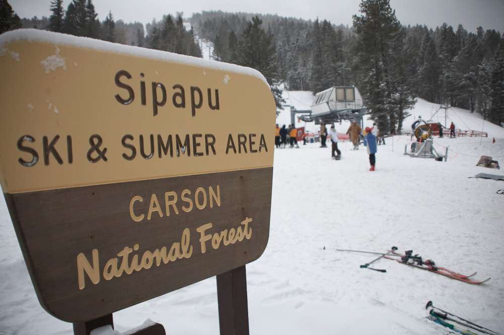 Welcome to Sipapu Resort! - ©Courtesy of Sipapu Ski and Summer Resort