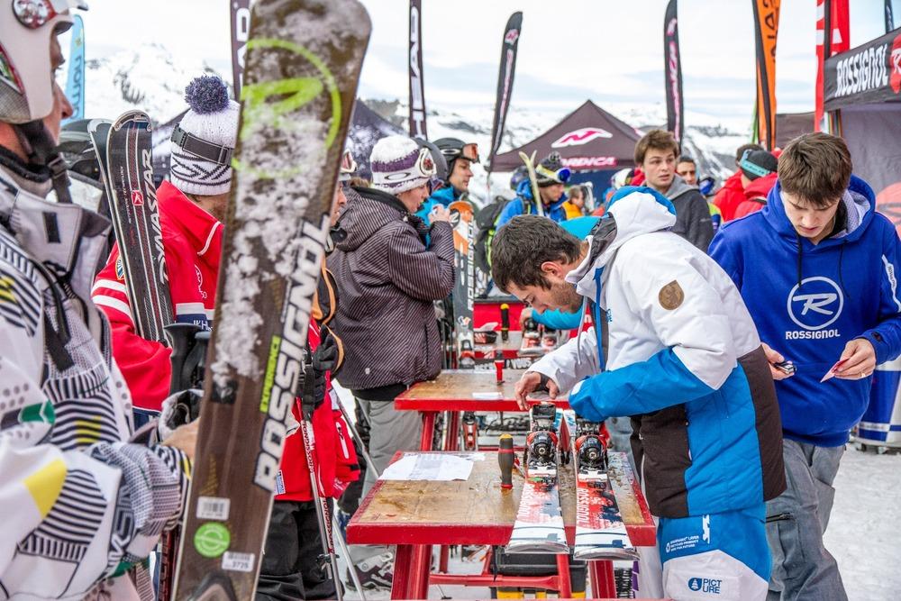 Val Thorens Ski Force Winter Tour 2012 - ©C.Cattin/Val Thorens