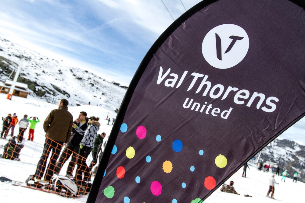 Ski Force Winter Tour 2012, Val Thorens