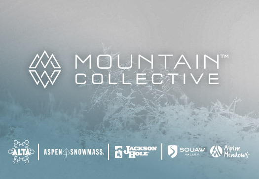 The Mountain Collective Ski Pass—Who wouldn't want to ski eight legendary mountains in four distinct locations—Alta, Aspen/Snowmass, Jackson Hole and Tahoe—this season? The Mountain Collective is a revolutionary new pass that grants two days at each destination plus unlimited half-off lift tickets to those resorts and lodging for up to 25 percent off. $379 - ©The Mountain Collective