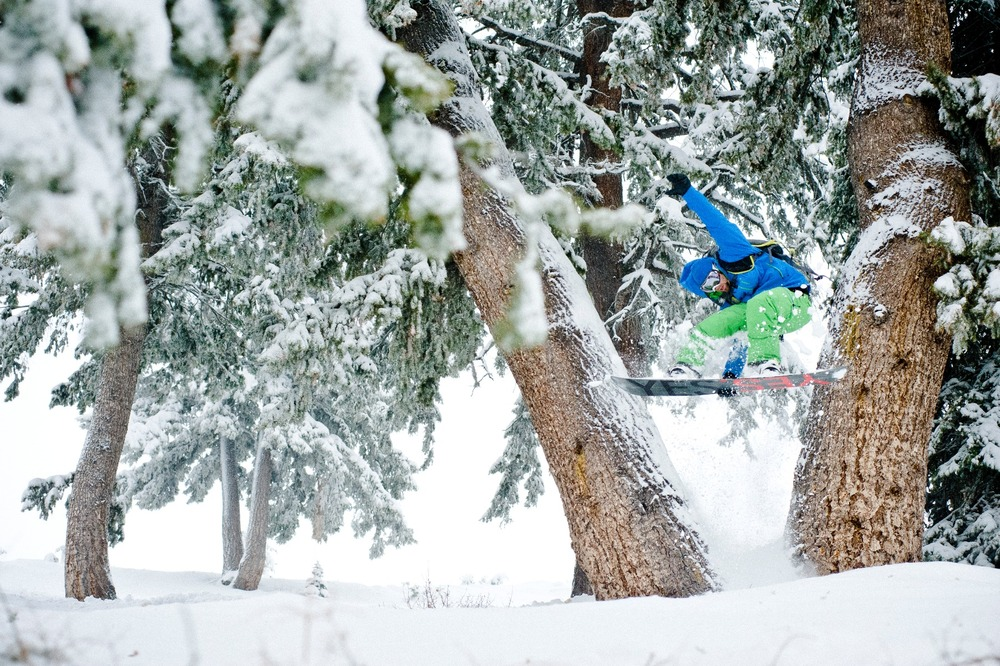 Wyatt Caldwell at Sun Valley. - ©Tal Roberts