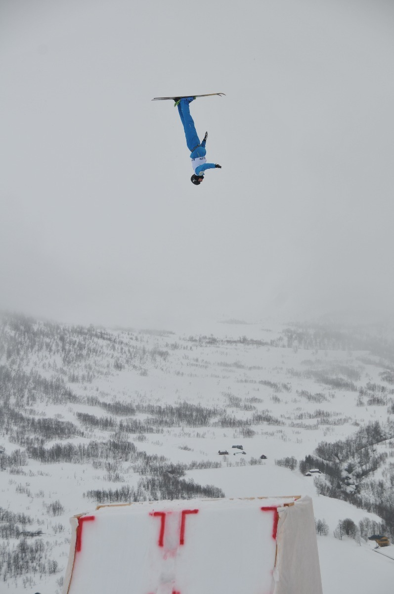 Freestyle World Championship in Voss, Norway