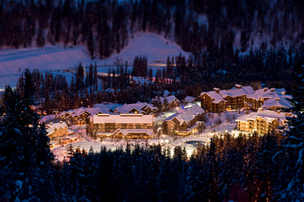 Panorama Mountain Village, BC. Photo courtesy of Panorama Mountain Village.