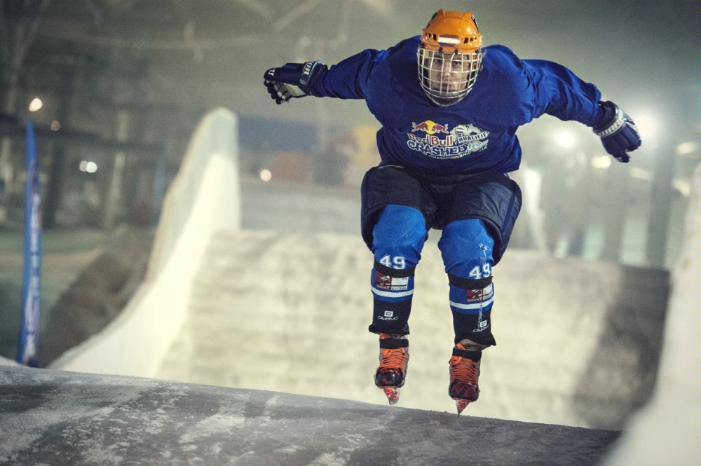 Red Bull Crashed Ice - SnowWorld Landgraaf