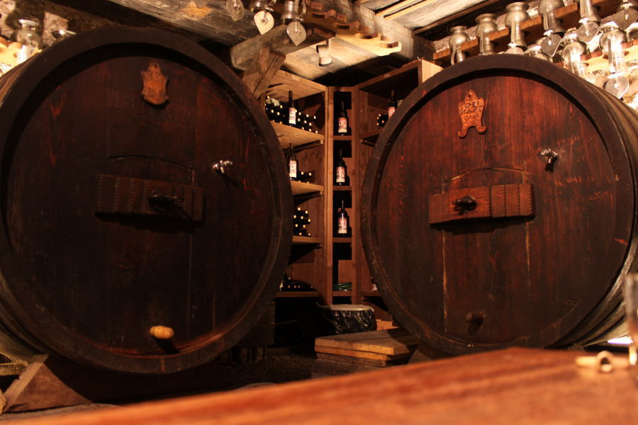 Glacier wine - ©OT Sierre-Anniviers