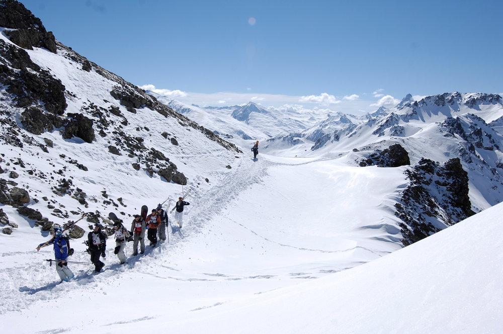 Milky Way ski area, Italy - ©Montgenevre Tourism