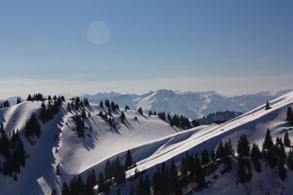 Oberstaufen - Hochgrat
