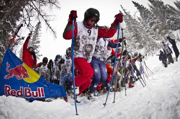 Red Bull Zjazd na doraz Tatranska Lomnica 2012 - ©Red Bull Content Pool