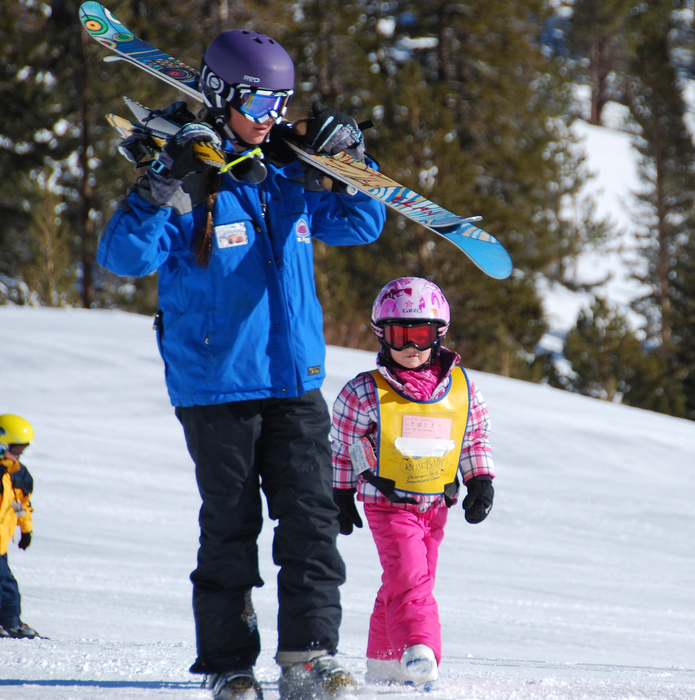 Rosebuds Children's Camps at Mt. Rose are geared toward teaching kids of all ability levels.