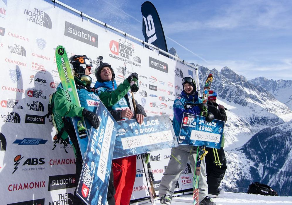Freeride World Tour 2013 - Chamonix (FR) - ©freerideworldtour.com / P. Field