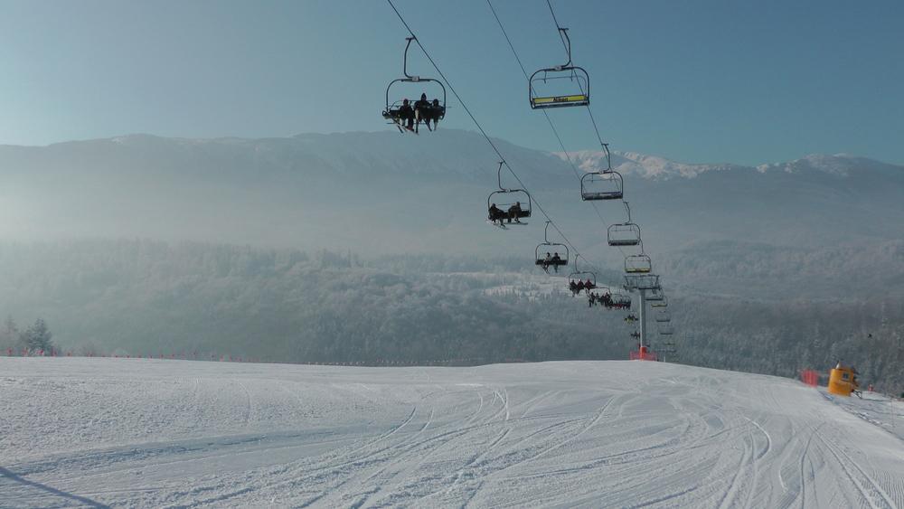 Ski Resort Mosorny Groń