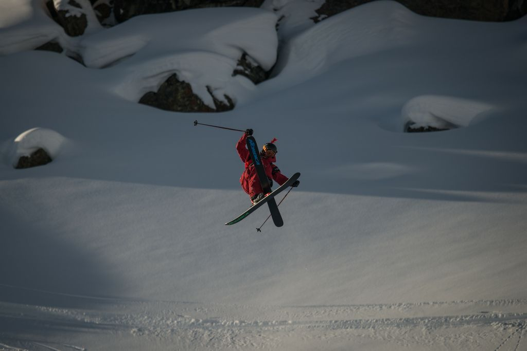 SWATCH SKIERS CUP 2013 - ©© D. Carlier
