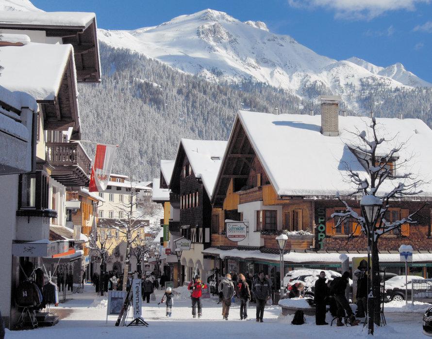 St. Anton am Arlberg, Austria - ©St. Anton Tourismus