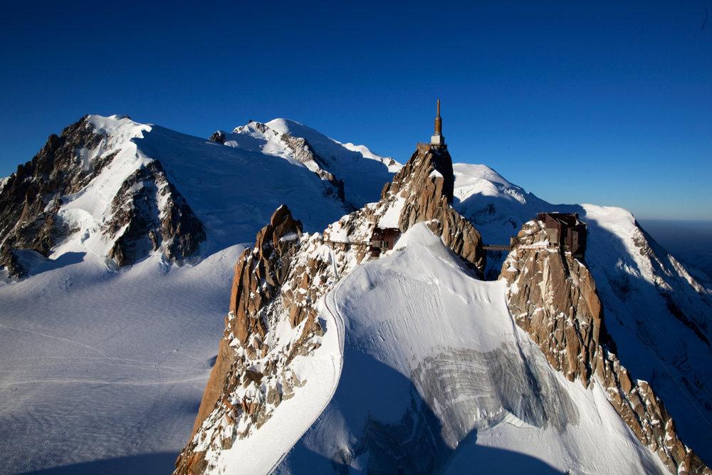 Aiguille du Midi summit - ©Mario Colonel