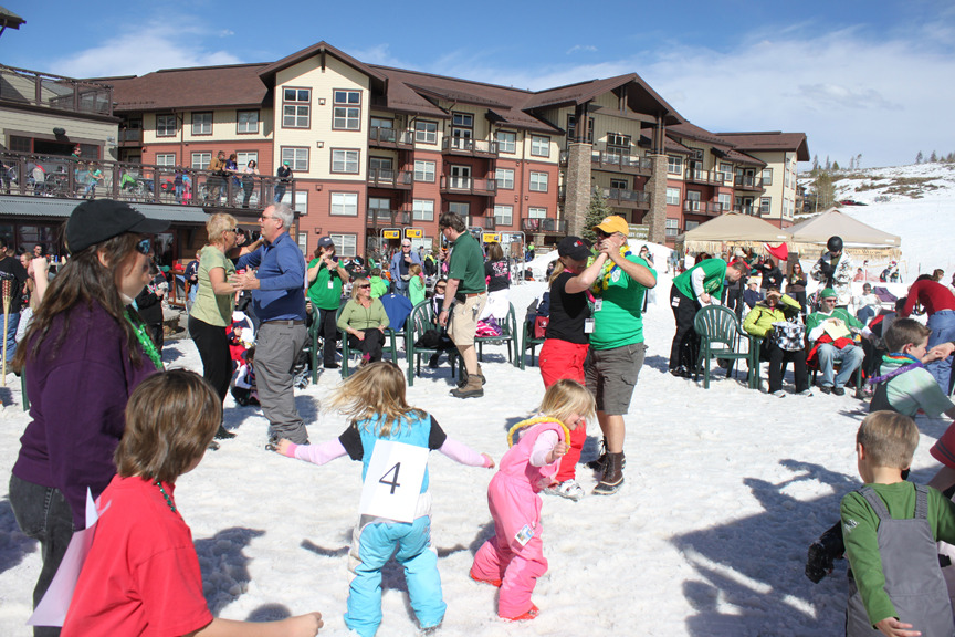 Celebrate the end of the season at Ski Granby Ranch. - ©Photo courtesy Ski Granby Ranch.