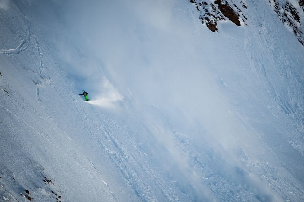 Freeride World Tour 2013 - Fieberbrunn (AUT) - ©freerideworldtour.com / DCarlier