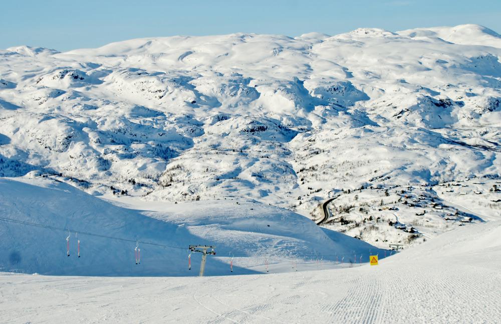 Haukelifjell - ©Stian Thomassen / Haukelifjell Skisenter