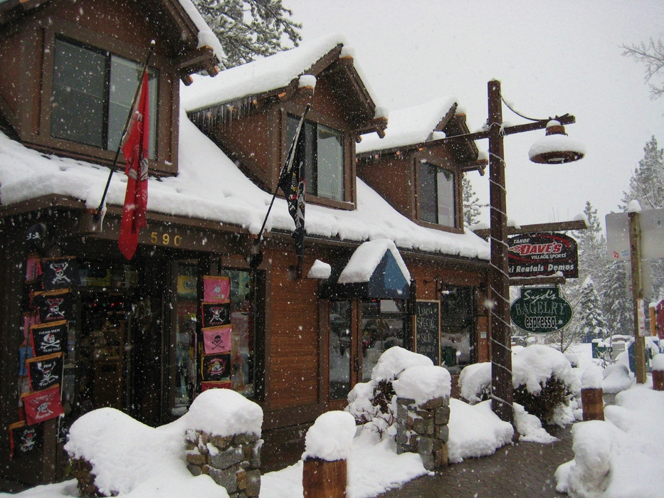 Tahoe Dave's is one of the premier ski shops in Lake Tahoe.