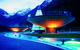 Swimmers in a pool in Oetztal, Tyrol, Austria.