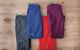 Women's Pants: 1) Oakley Moving Pants; 2) Outdoor Research Paramour Pants; 3) Spyder Circuit Athletic Fit; 4) Dakine Gem Pant - ©Julia Vandenoever