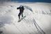 Dropping in at Tyax Lodge Heli-Skiing. - ©Randy Lincks/Andrew Doran
