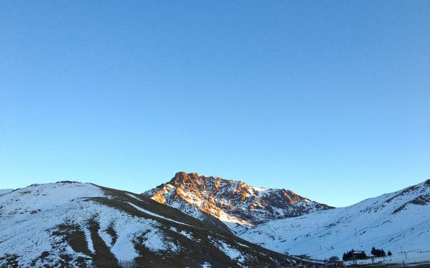 Skifahren in Marokko: Oukaimden, Hoher Atlas, Marokko - ©Christoph Schrahe