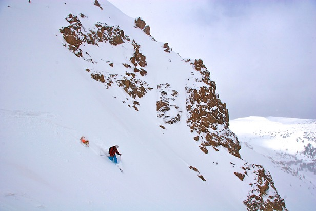 Backcountry Issue: Berthoud Pass Header