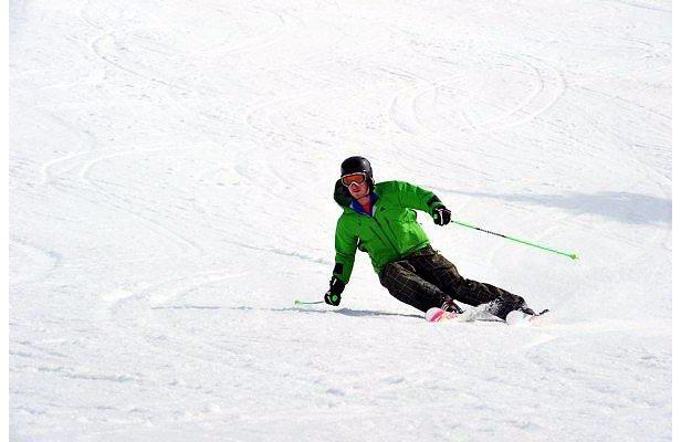 Carving beim World Ski Test - ©World Ski Test
