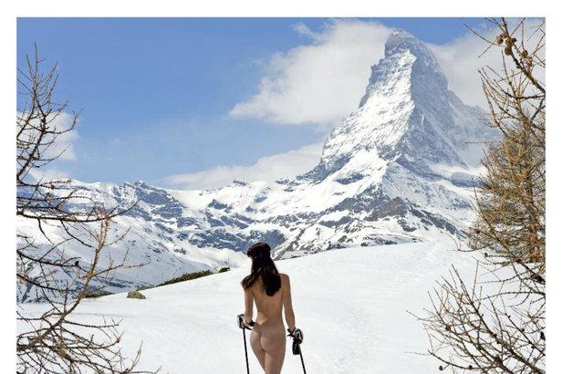 Maestre di Sci 2014 - Miss Febbraio - ©Hubertus Hohenlohe/www.skiinstructors.at