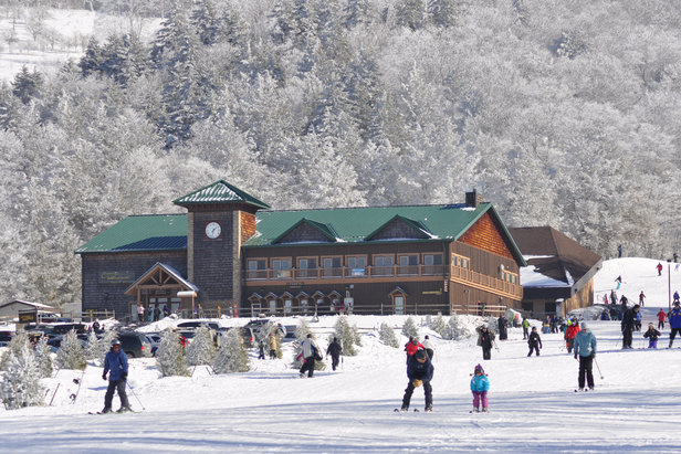 Canaan Valley Resort is the perfect destination for snow lovers. - ©Canaan Valley