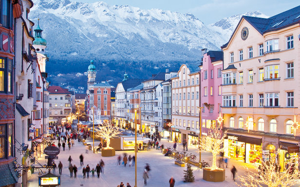 Innsbruck: the capital of the Tyrol - ©® Innsbruck Info