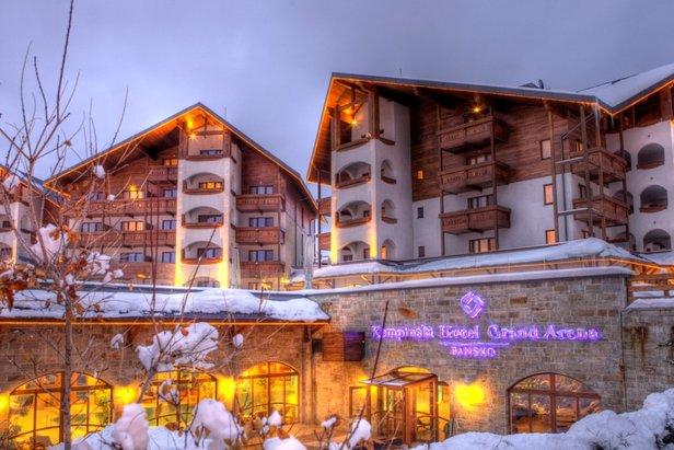 Modern Kempinski Hotel Grand Arena Bansko - ©Kempinski Hotel Grand Arena
