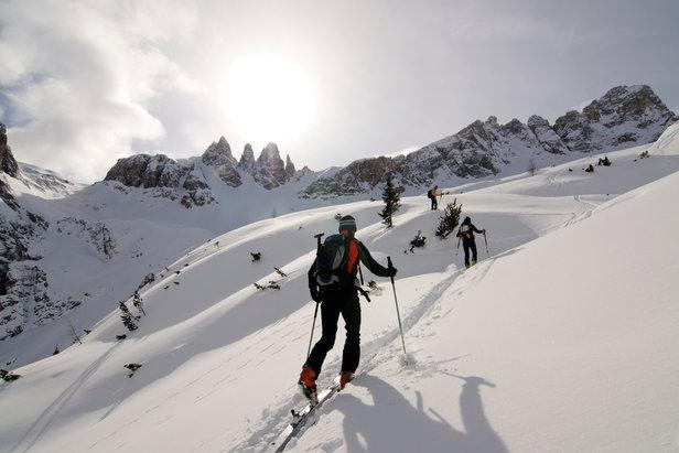 Skitourengeher im Hochpustertal - ©Norbert Eisele-Hein
