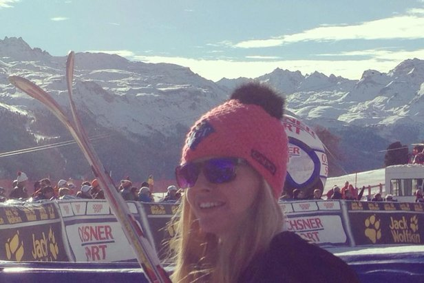 Tina Weirather, FIS Alpine World Cup Tour - ©FIS Alpine World Cup Tour