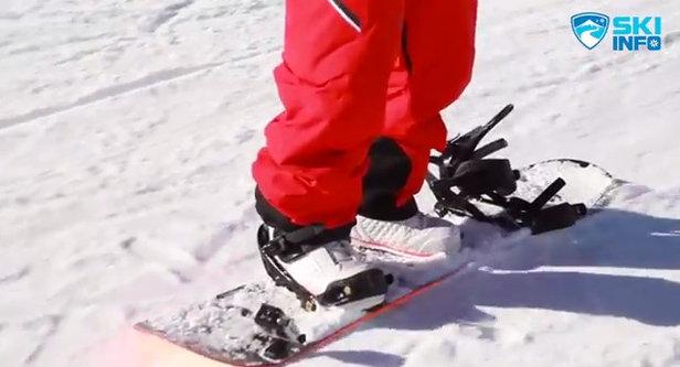 Corso di Snowboard - Lezione #5 - One Foot