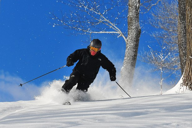 Find fresh stashes in the Mid-Atlantic this weekend. - ©Seven Springs