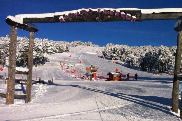 vacances ski font romeu